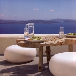The raw organic style viewed through Blue Nature furniture