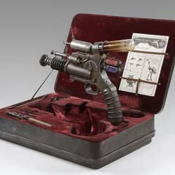 """Steampunk Rayguns: Dr. Grordborts Infallible Aether Oscillators, are a line of """"immensely dangerous"""" yet simple to operate wave oscillation weapons."""