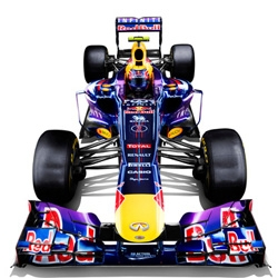 The Formula One team, Red Bull Racing, based in Milton Keynes UK, show how to build a Formula One car creating 'The Rhythm of the Factory - RB9'