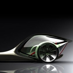 The Royal College of Art recently revealed a rousing rally of auto designs that match sleek profiles with cutting-edge concepts in sustainability.