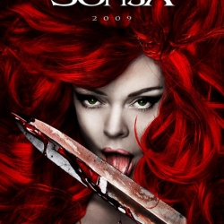 Rose McGowan as Red Sonja remake for 2009