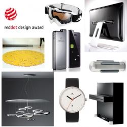 Red Dot Design Winners for 2008 have been announced. Record entries this year, plus the jury selection criteria and the observed trends from each category.