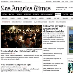 Ooh check out the tour of the LATimes redesign!