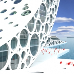 CODE: REN PROJECT: people's building Shanghai TYPE: Hotel + Conference center
