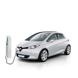 Renault Zoe slips in under the radar; stylish hatch is battery-powered done right.