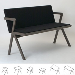 A look at the premiere collection of Rends Design from Japan ~ stunning, comfortable, beautiful japanese furniture!