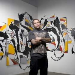 Grenade Art have invited US graffiti artist Revok for a show at their Kensington home from October 16 - November 20. After the jump check out a few examples of what this talented chap is capable of.