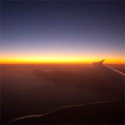 Operation Window Seat: PMI-BCN at sunrise!