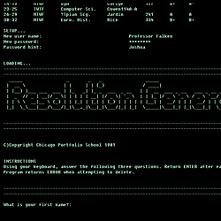 The Resolution Generator is a state of the art program that creates accurate, personalized New Year's resolutions.