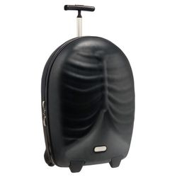 I wish that Hero carry-on suitcase from Alexander McQueen for Samsonite existed as a backpack.