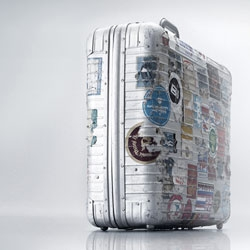 "What's your roller carryon of choice? And have you checked out the Rimowa ""Every Case Tells A Story"" ad spot?"
