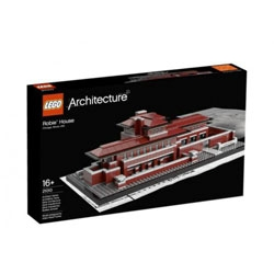 Frank Lloyd Wright's Robie House in LEGO form! It will be the tenth addition to LEGO'S Architecture series.