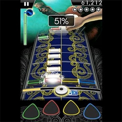 EA's Rock Band for iPhone ~ check out the trailer vids and pics