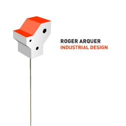 Cool! Great designer, Roger Arquer