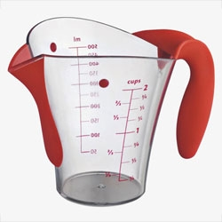 Animal House Rooster Measuring Cup from Habitat