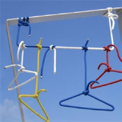 saw these rope hangers on design spotter...and cant get over how weird they are!