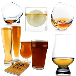 Super beer and scotch glass roundup! Fun ones we want and others we already have and love!
