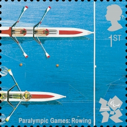 Royal Mail releases new a collection of new stamps to celebrate London 2012.