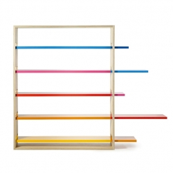Sunset from RS Barcelona is a really nice flexible shelve with bright colours.