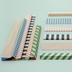 Hay's beautiful wooden rulers!