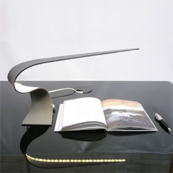 Shane Holland's Ruray desk lamp.