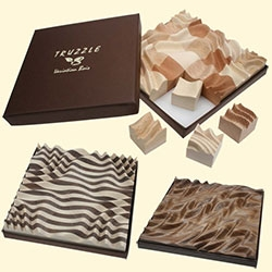 Truzzle - mesmerizing wooden puzzle landscapes by Frank Paris.
