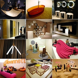 A rich photo report of Salone del Mobile in Milan by Fromeurope.org