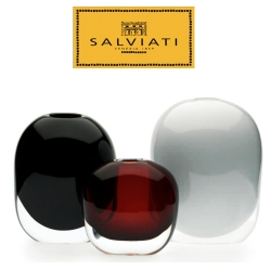 We present the collection of vases Salviati including pieces signed by major designers such as Christian Ghion, 5.5 Designers, Norberto Moretti and many more ...