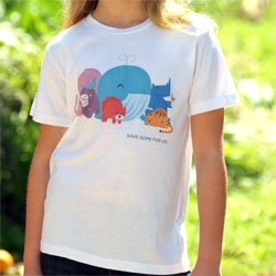 Revenge Is Tees ~ cute Save Some For Us kids graphic tshirt