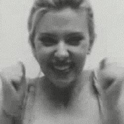 Short Silent Film with Scarlett Johansson