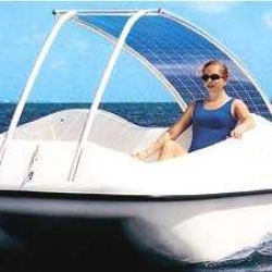 Sunboat - Electric boats are quiet, reliable, and easy to operate. They're great fun, cost almost nothing to run, and are pollution free, taking their energy from the sun.