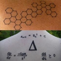 Science Tattoo Emporium