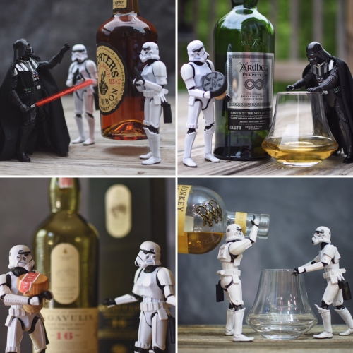 @scotch_trooper on Instagram - Combining a love for Star Wars, Photography and Whisky for product shots, reviews and everything in-between.