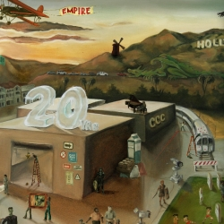 The Cryptic Canvas: 50 movies hidden in a painting.  In honor of Empire Magazine's 20-year anniversary.  See if you can guess them all.