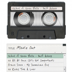 Everyone's Mixtape is an amazingly clean and simple way to create mixtapes.  It's also a fun throwback to our youth.