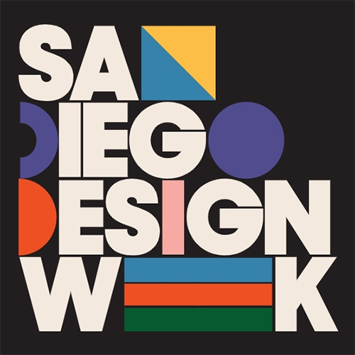 San Diego Design Week! September 9-13, this is the first of hopefully many to come!