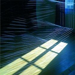 Sean McGinnis creates some impressive artwork using rope.