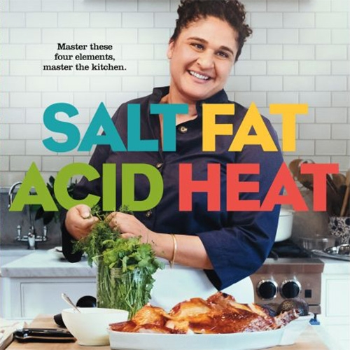 Salt Fat Acid Heat is Netflix's 4 part series following Chef Samin Nosrat through Italy, Japan, Mexico, and back to California... and it's SO GOOD! I loved her book, and the show is inspiringly beautiful, delicious and so happy!