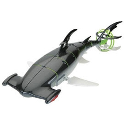 "Remote Controlled Hammerhead Shark ~ 40"" ~ its one of those gadgets you just want. Even for no reason at all. and only 80$?"