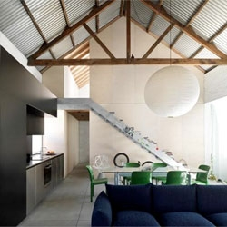 Sydney Shed by Richard Peters Associates.