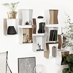 FLIP Shelves - Designed by Hviid Damsbo for Munk Collective