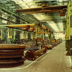 William Doxford & Sons Ltd in Pallion, Sunderland UK made massive boats and engines. Check out these old school photos of the factory and engine making process from 1957.