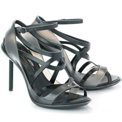 Jean Paul Gaultier is the latest designer to collaborate on a plastic shoe for Brazilian brand Melissa.
