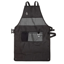 Timbuk2 Apron! Interesting variation on their usual messenger bag materials!