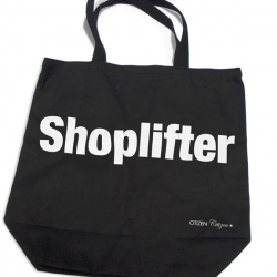 Shoplifter: The audacity of doing my Christmas shopping with this bag, I can't wait to see the reaction.