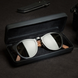 Shwood combines titanium and wood for an innovative new line of eyewear.