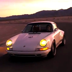 Chris Harris, from Drive TV, gets an in depth look at how Singer Vehicle Design transforms the classic 911 in to a modern machine. Their process and attention to detail is amazing.