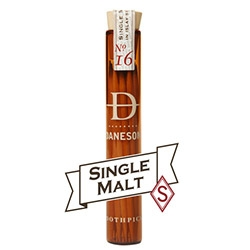 Daneson Single Malt Nº16 - scotch soaked toothpicks. Fun packaging!