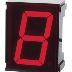 The perfect clock for Cyclops.