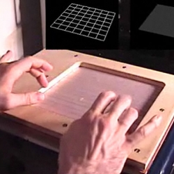 Multitouch Prototype by Randy Jones.